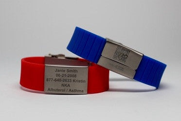 Tagg Code™ Sport Band US Pony Club Face Plate - Tagg Code