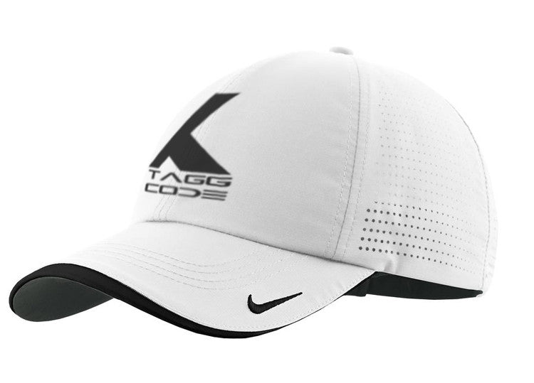 194aa9cd8b9ff Tagg Code™ Nike Golf - Dri-FIT Swoosh Perforated Cap - Tagg Code