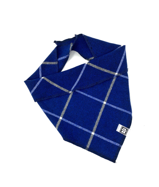 Bandana-Flannel Bay Blue