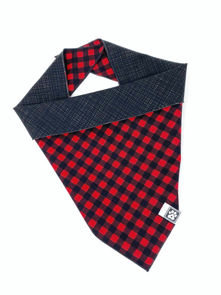 Bandana Buffalo Plaid