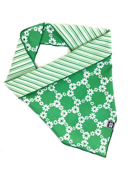 Bandana- Irish Floral