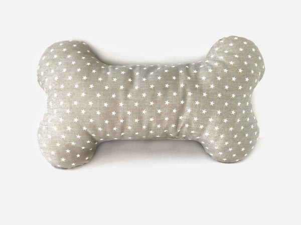 Bone Pillow Star Twill