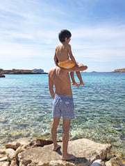 Sunno dad and son swim shorts and swimwear