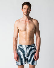 Hale Navy Bold Stripes