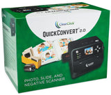 QuickConvert® 2.0 | Scan Photos, Slides, & Negatives To Digital at 14 MegaPixels