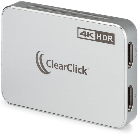 HD Capture Stick™ 4K Edition | Record & Live Stream From 4K HDMI Sources - Camcorders, DSLRs, Gaming Systems, and More
