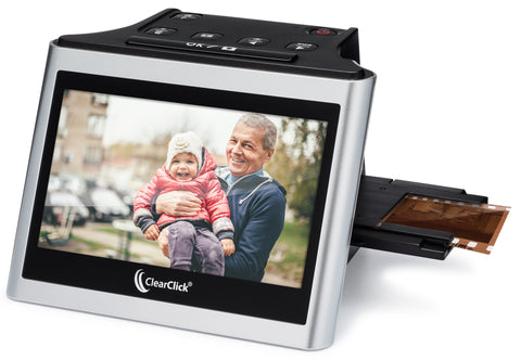 Virtuoso® 2.0 Scanner | Convert Film, Slides, & Negatives To Digital JPG Photos at 22 MegaPixels