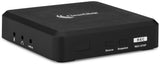 HD Capture Box Platinum - Capture Video from HDMI, RCA, AV, VGA, YpbPr, VHS, VCR, DVD, Camcorders, Hi8
