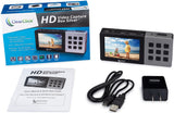 HD Video Capture Box Silver | Capture HD Video From Gaming Systems & HDMI Video Sources