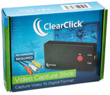 Video Capture Stick® - Video Capture Device Records From RCA Video Sources