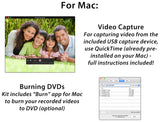 VHS to DVD Kit For PC & Mac | Convert Any Video Tape To Digital Format