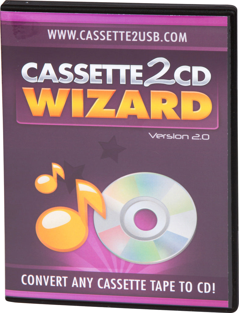 cassette to cd converter software free download