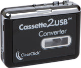 Cassette2USB™ Converter | Transfer Any Cassette Tape To Digital MP3 or CD