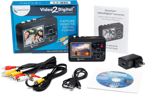 Video2Digital® Converter | Capture Video From VCR's, VHS