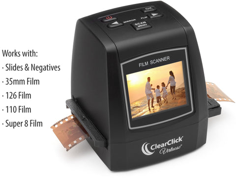 introducing the virtuoso film scanner scan 35mm 110 126 super 8 clearclick. Black Bedroom Furniture Sets. Home Design Ideas