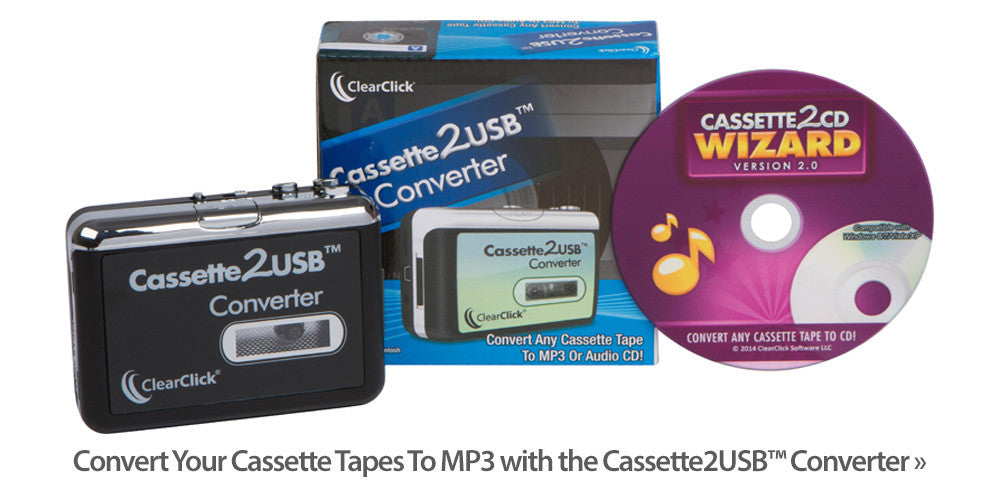 Cassette To Digital Converter