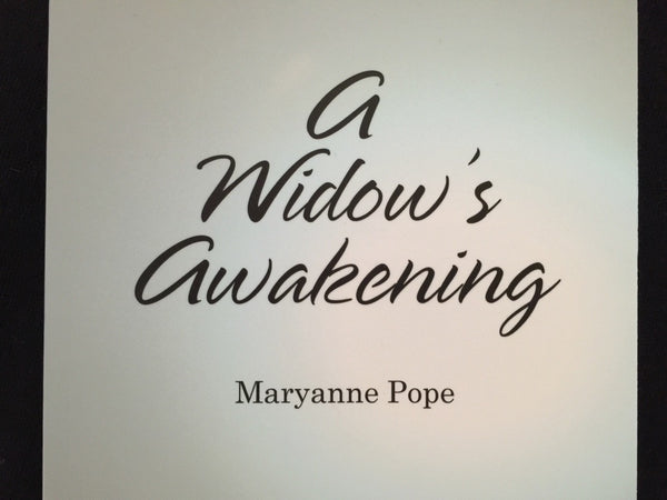 SolaceClub, L.L.C. Grief Book Review: A Widow's Awakening