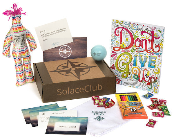 Solaceclub anger sympathy gift this sympathy gift is about respecting and giving yourself permission to feel your emotions in solutioingenieria Gallery