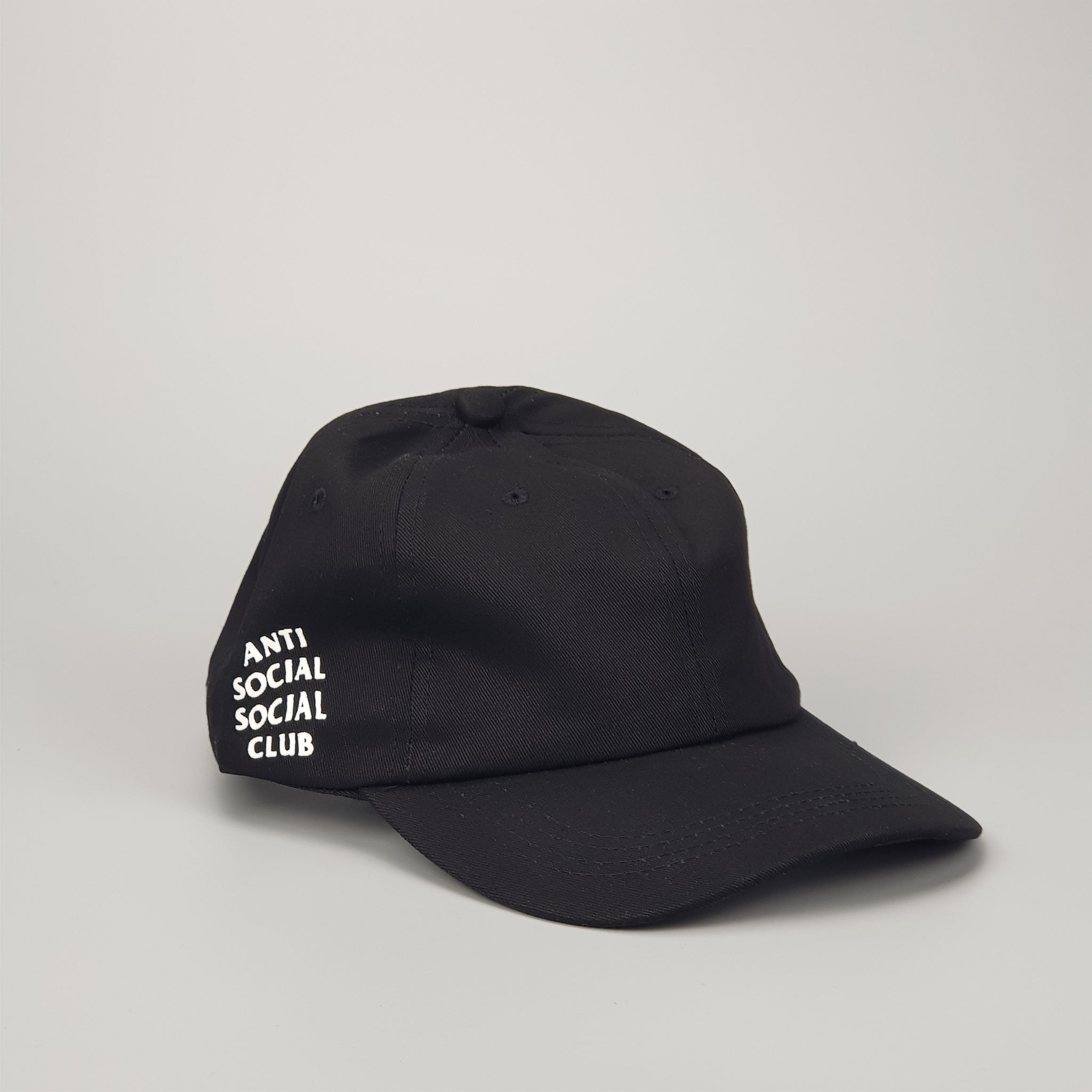 62cc2c8afab76 ... ASSC Weird Cap - Black - Low-Profile Store ...