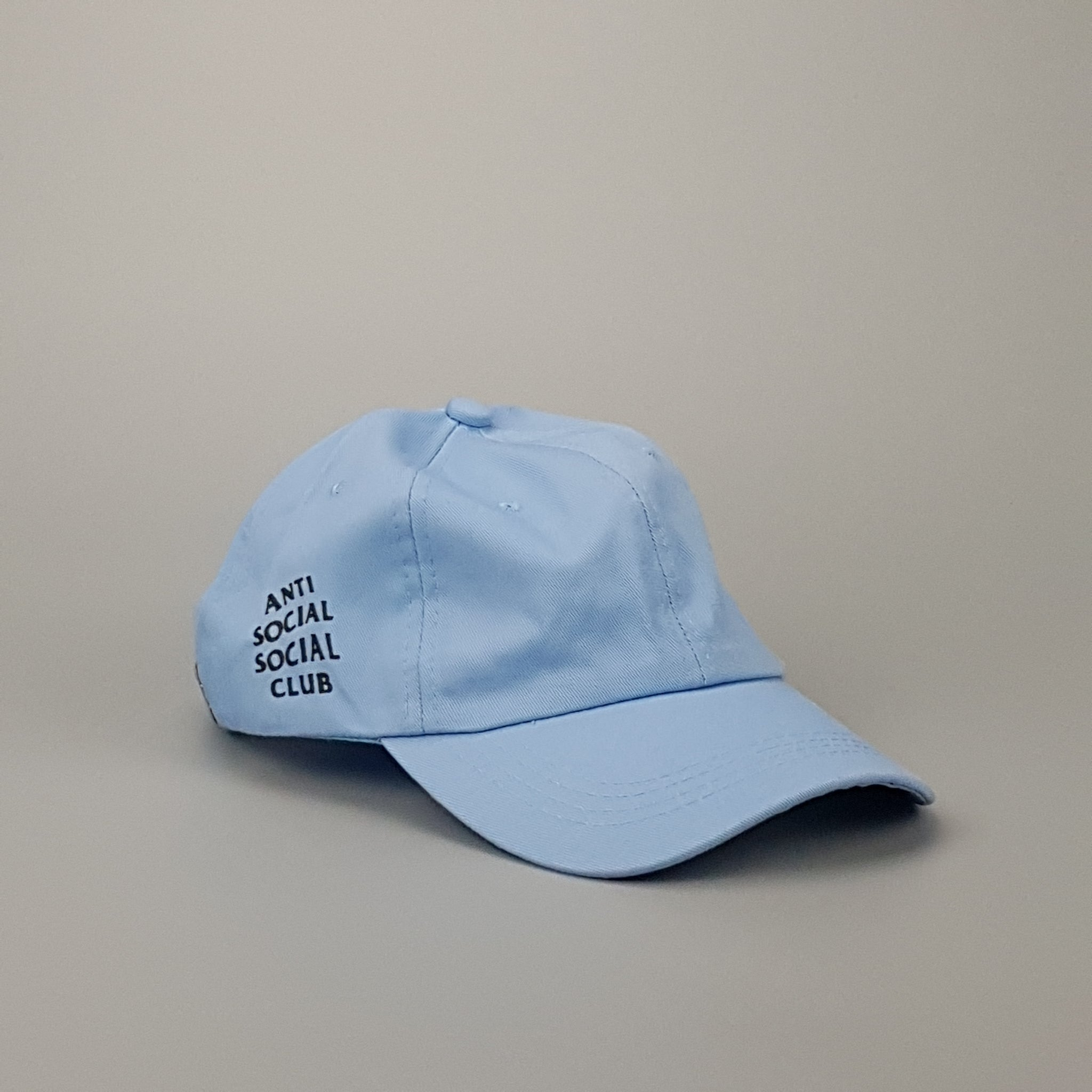 8fe3cc451314a ... ASSC Weird Cap - Baby Blue - Low-Profile Store ...