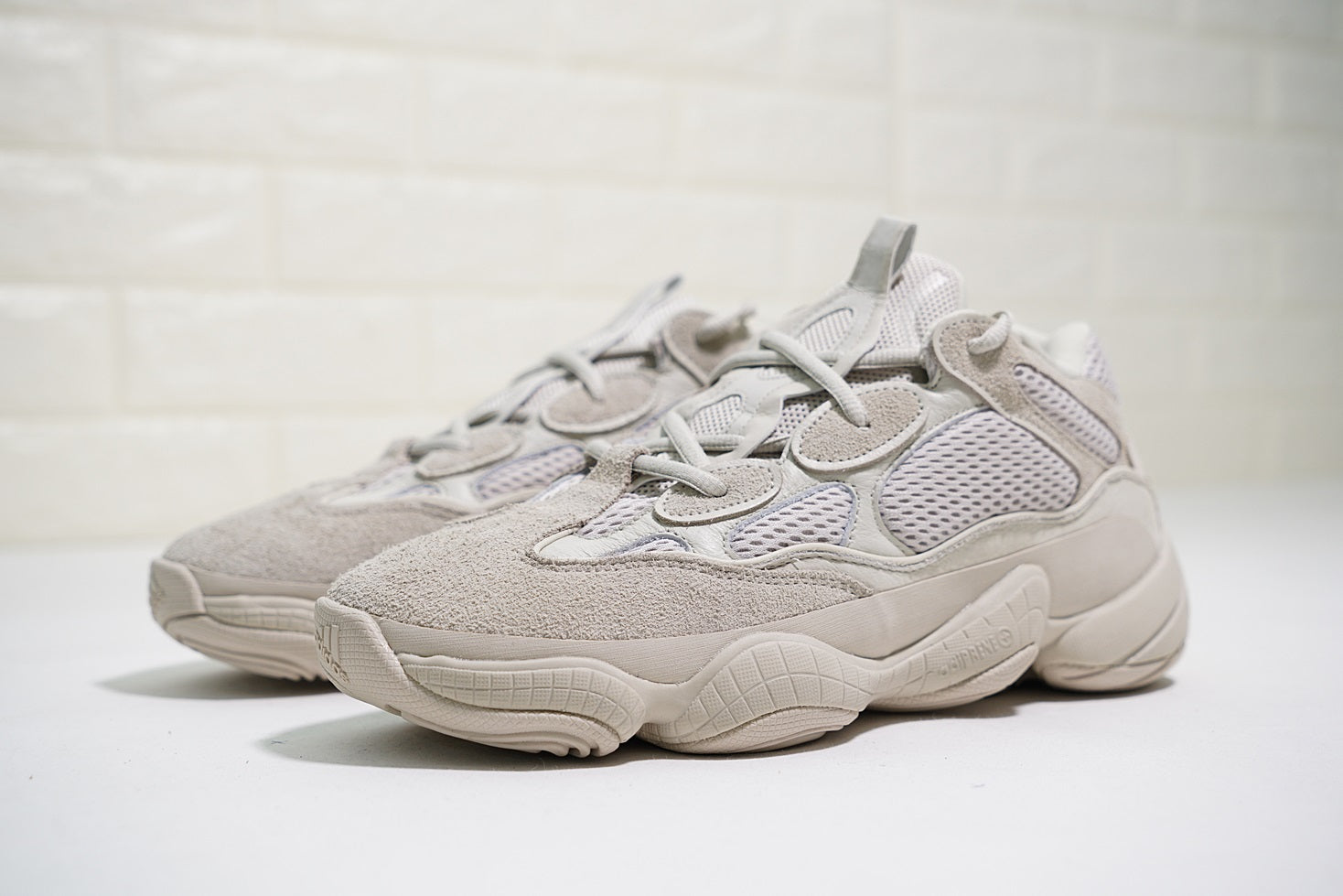 b27d42ff9a2 ... Yeezy Boost 500 - Cream - Low-Profile Store ...