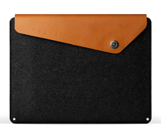 محفظة محمول Sleeve for Macbook - Brown