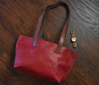 حقيبة Perfect Tote Red