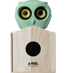 aOWL _ سماعة البلوتوث Hifi speakers KREAFUNK