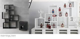 ASSEMBLAGE خزائن Shelves Seletti