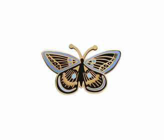 دبوس BUTTERFLY accessories Rifle Paper