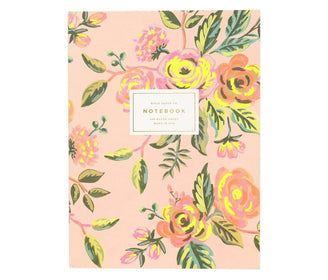 دفتر JARDIN DE PARIS Notebook & Notes Rifle Paper