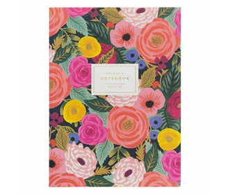دفتر JULIET ROSE Notebook & Notes Rifle Paper