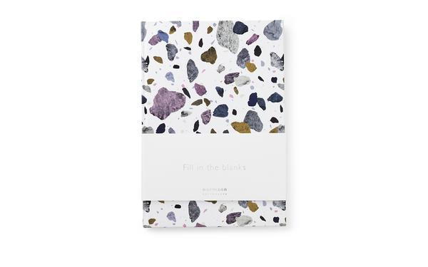 دفتر ملاحظات Daily Fiction Large Notebook & Notes NORMANN COPENHAGEN