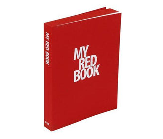 "دفتر ""MY BOOK"" A5 Notebook & Notes Nava Design"