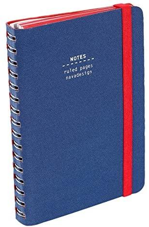 دفتر صغير EVERYTHING Notebook & Notes Nava Design أزرق