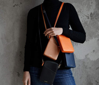 حافظة الهاتف Crossbody Smart Devices Cases Stow
