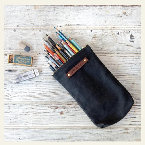 حافظة أقلام The Scribbler Pouch Pen Bag PEG AND AWL