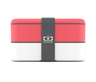 حافظة طعام MB Original Corail / white LUNCH BOX Monbento
