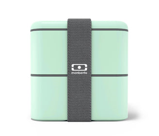 حافظة طعام MB Square Matcha LUNCH BOX Monbento