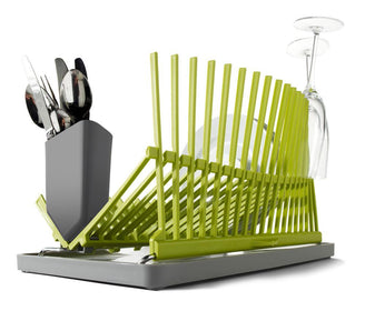 حامل الأطباق DISH RACK Kitchen accessories black+blum أخضر