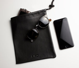 حقيبة Accessory Pouch Organizer Bag Kiko Leather