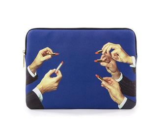 حقيبة لابتوب Lipsticks Smart Devices Cases Seletti