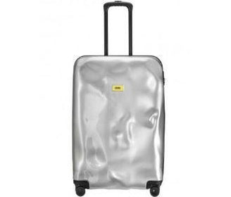حقيبة السفر Bright Silver Medal Travel Bags Crash Baggage