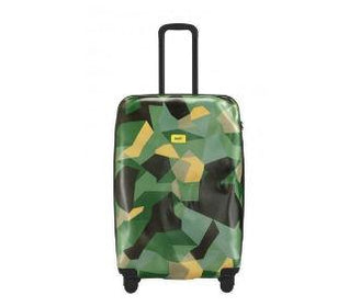 حقيبة السفر Camo Limited Edition Travel Bags Crash Baggage