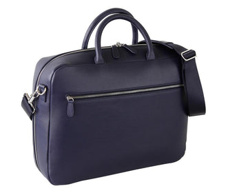 حقيبة عمل جلدية MILANO BRIEFCASE Work bag Nava Design