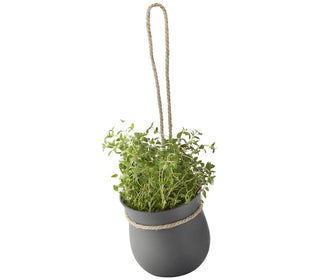 حوض النباتات GROW-IT FLOWER POT GREY Plants pots RIG TIG