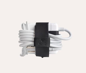 حزام حفظ الشاحن The Mac Cord Lord Electronic Gadgets Kiko Leather