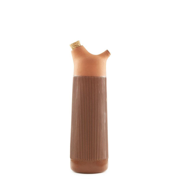 جك Junto Carafe Terracotta Drink Pitcher NORMANN COPENHAGEN