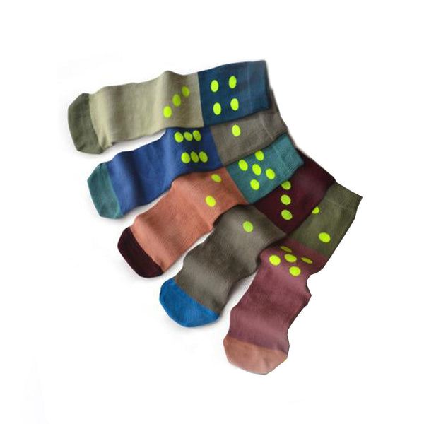 جوارب الأطفال Polp. DominoDots Socks Oybo