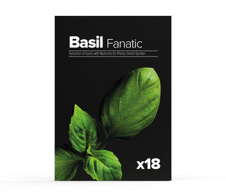 كبسولات أعشاب Basil Fanatic Smart farm Plantui